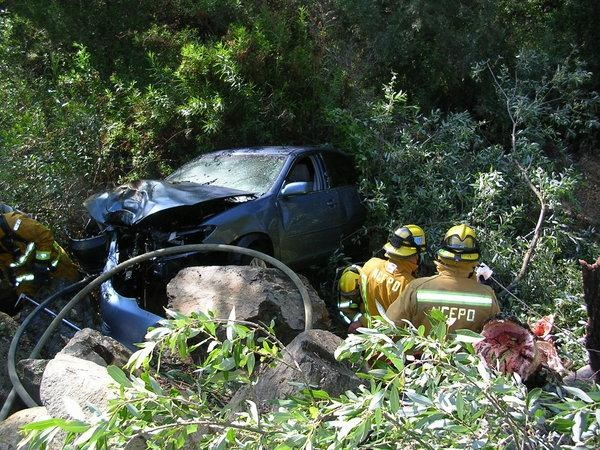 Teenagers Injured In Car Accident San Diego