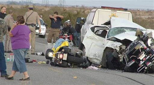 Motorcycle Accident Described in Graphic Detail — San ...